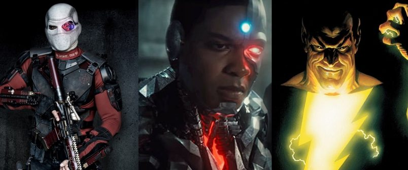 16 Upcoming DC Universe Movies In The Works