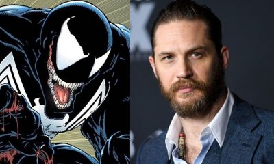 Tom Hardy To Star as Venom In Spider-Man Villain Movie
