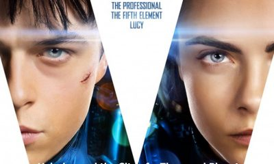 Valerian Final Trailer is Mind-Blowing and Solo Posters
