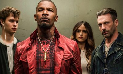Jamie Foxx Loves to Be The Bad Guy in Movies