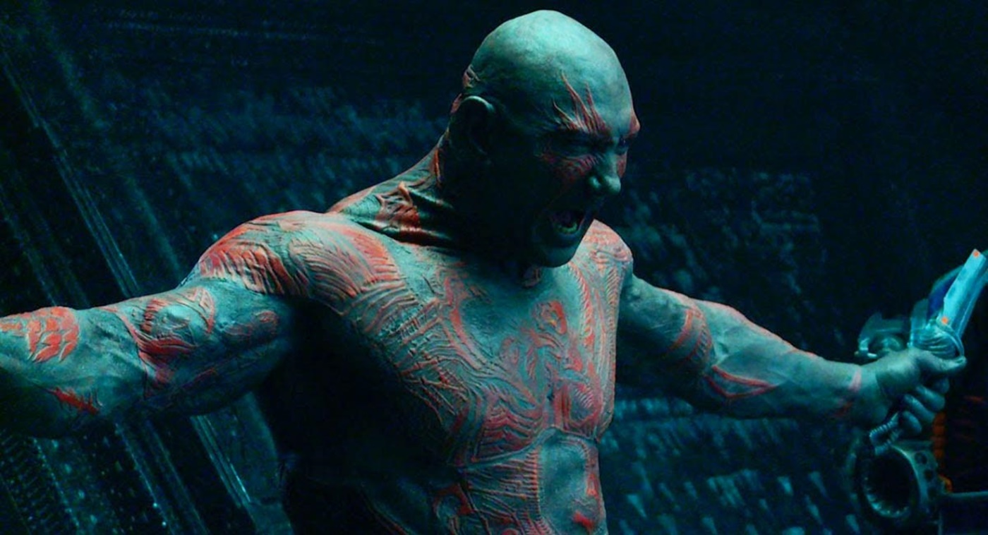 Will Drax Meet His End in Avengers Infinity War?