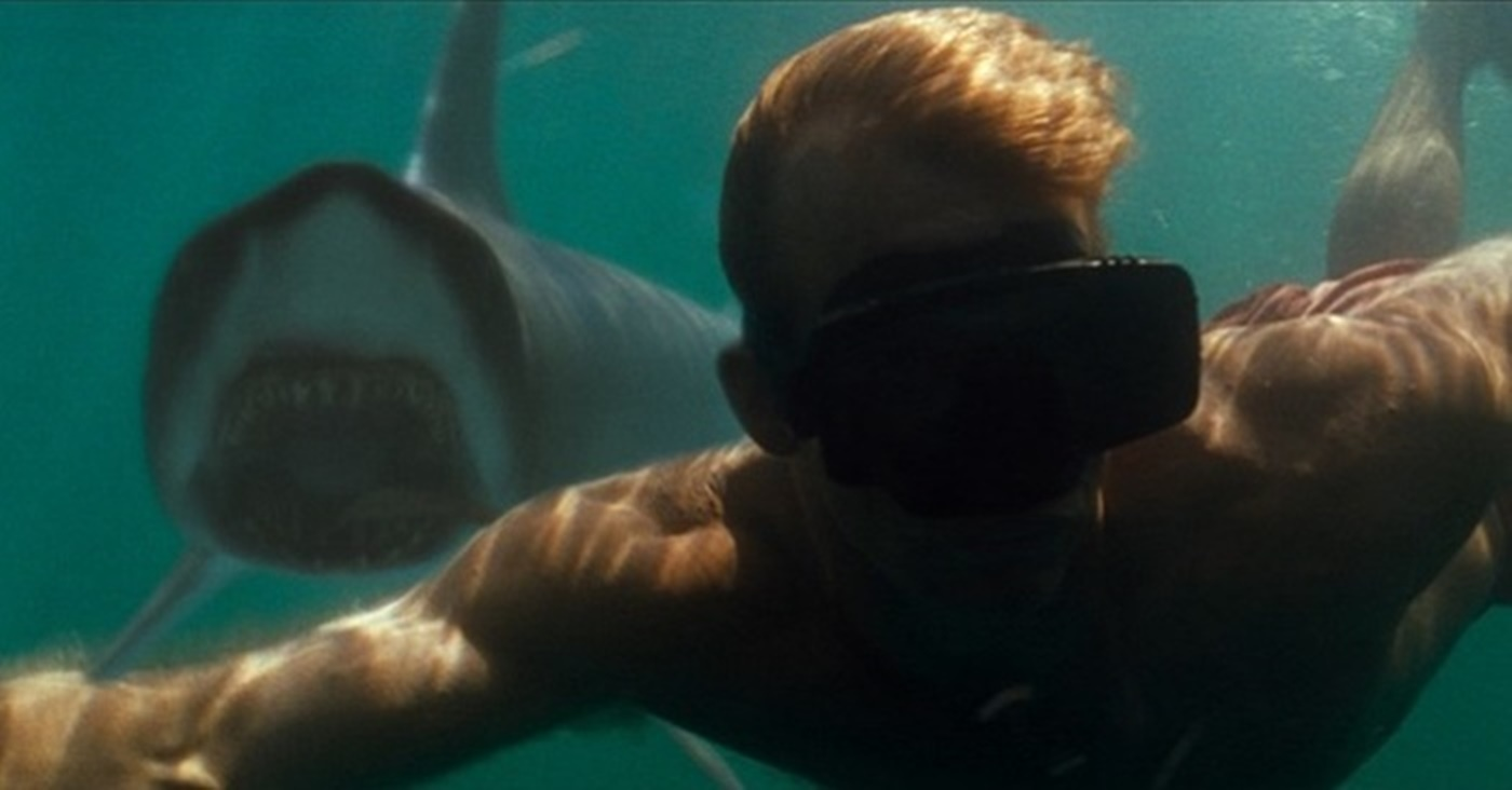 Deep Blue Sea 2 Is Ready To Bite Summer 2018 in Half