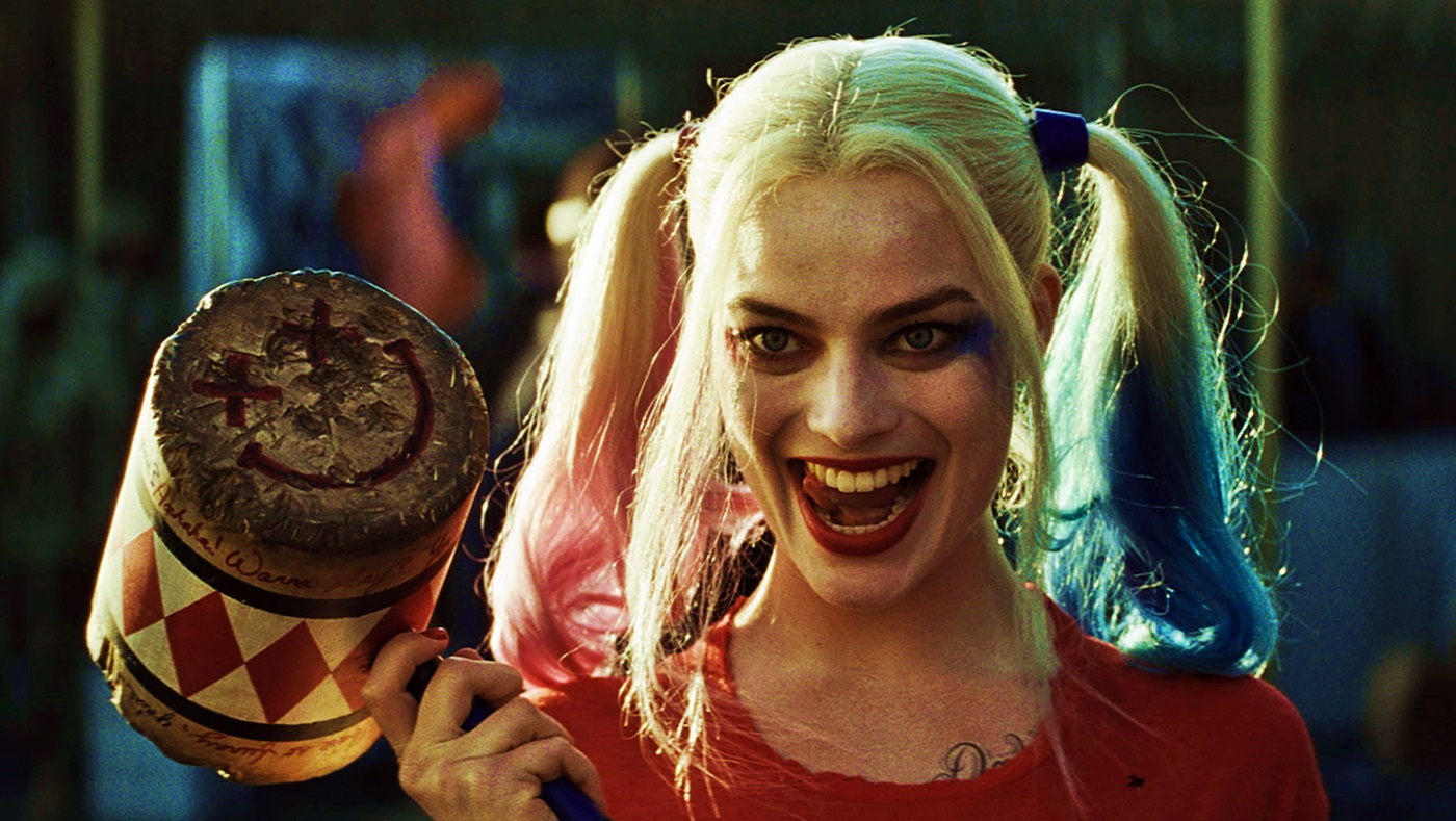 Margot Robbie Adds Her Harley Quinn Touch to Birds of Prey