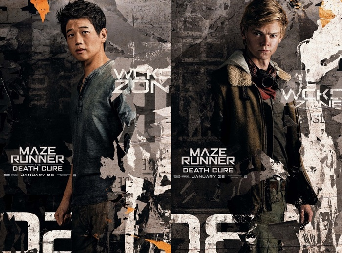 Maze Runner: The Death Cure Goes Mad Max for Finale