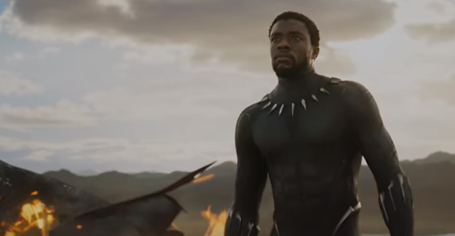 "BLACK PANTHER ""GOOD TO BE KING"" FEATURETTE"