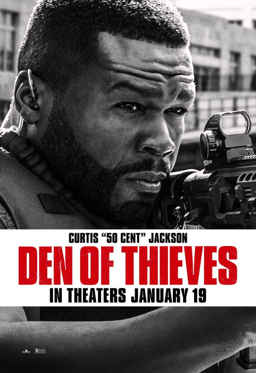Den of Thieves Screening Giveaway in CHI, DAL, and HOUSTON