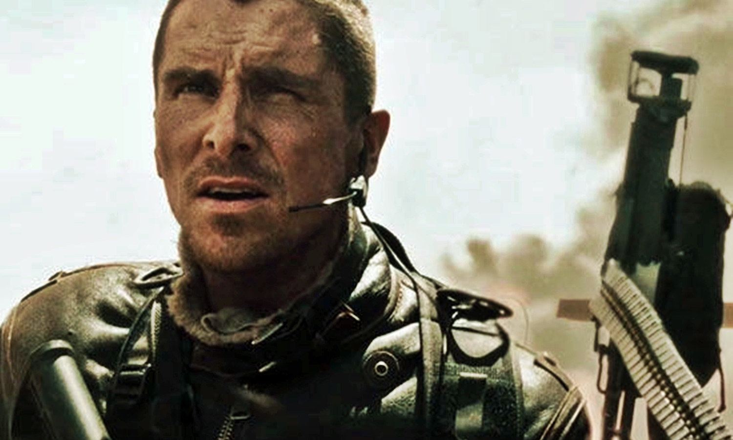 Christian Bale Regrets Terminator Salvation