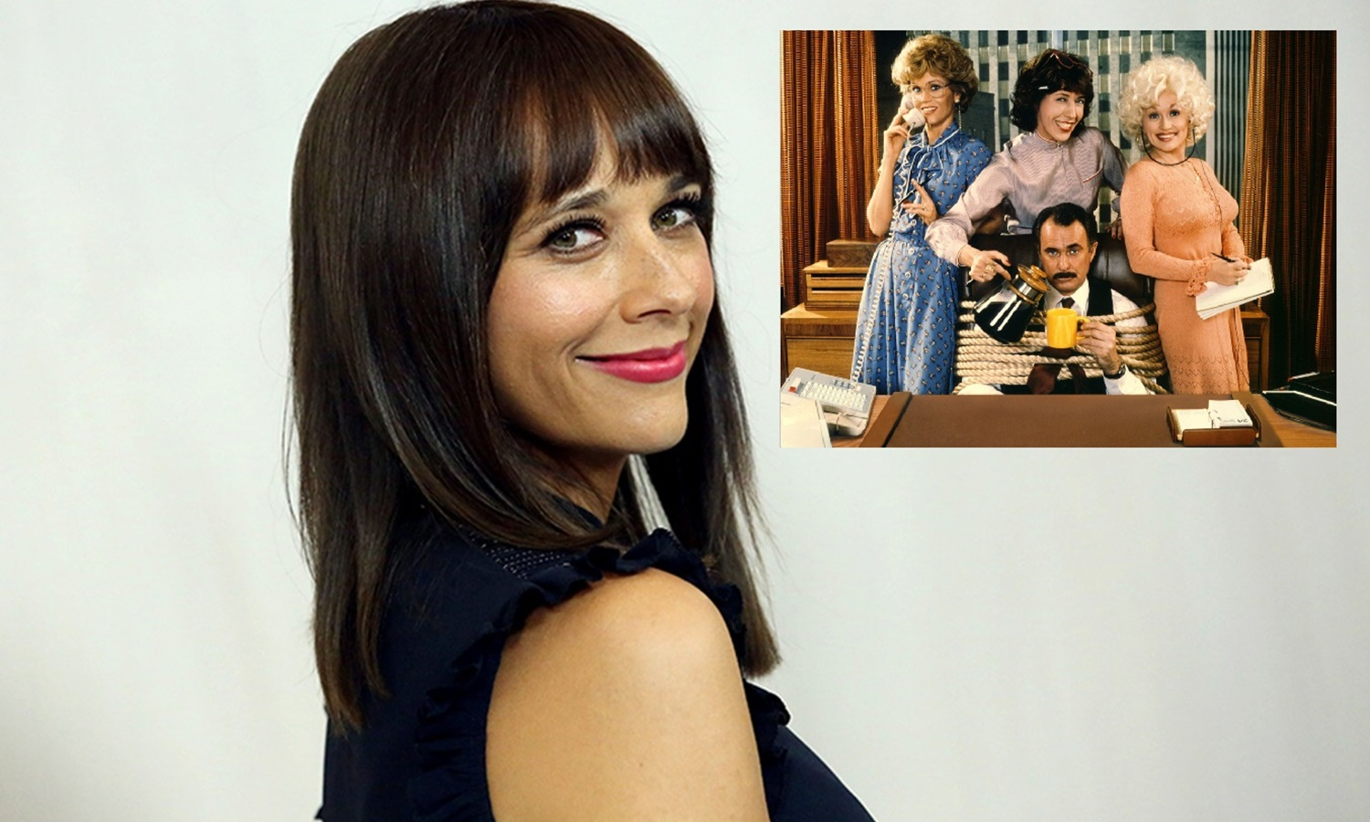 Are Your Ready For a 9 To 5 Remake with Rashida Jones?