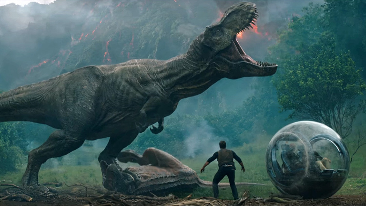 Jurassic World Fallen Kingdom 2 Trailer Is Terrifying