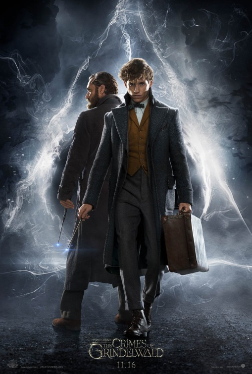 FANTASTIC BEASTS 2: THE CRIMES OF GRINDELWALD Screening GIVEAWAY