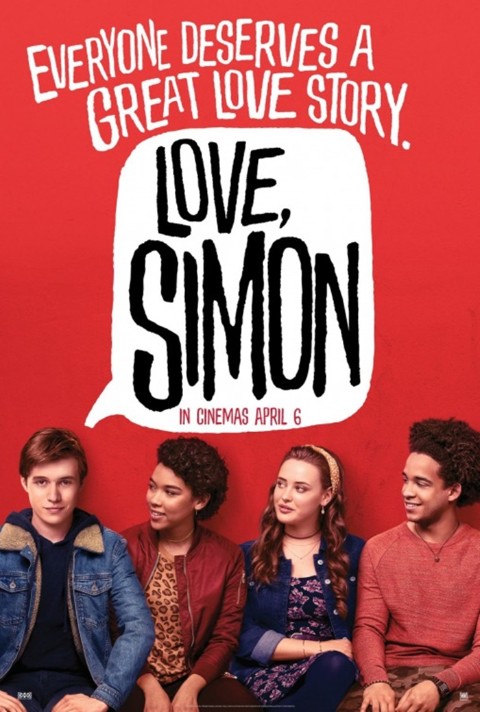 LOVE SIMON Movie Screening GIVEAWAY: East and West Coast Cities