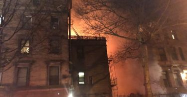 Firefighter Dies in Movie Set Fire in Harlem
