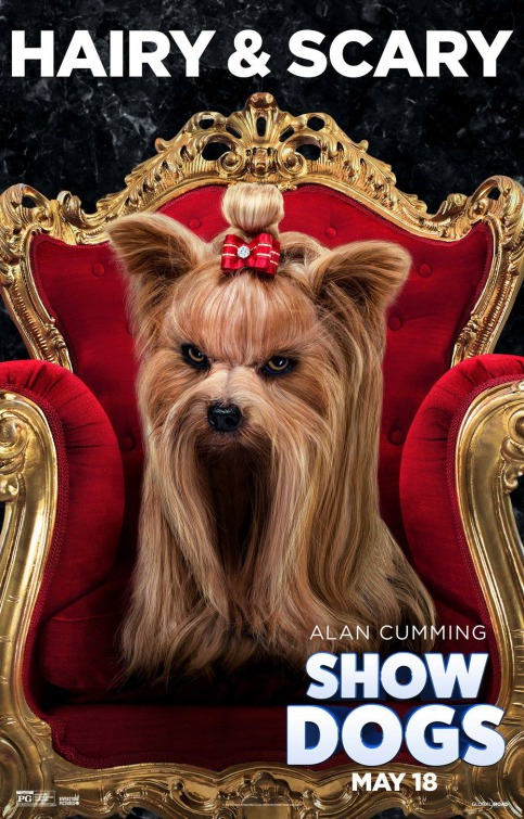 Show Dogs First Look Trailer and Poster