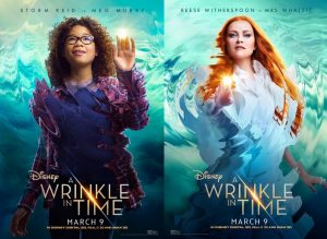 A WRINKE IN TIME Movie Screening GIVEAWAY in LA, CHI, NY