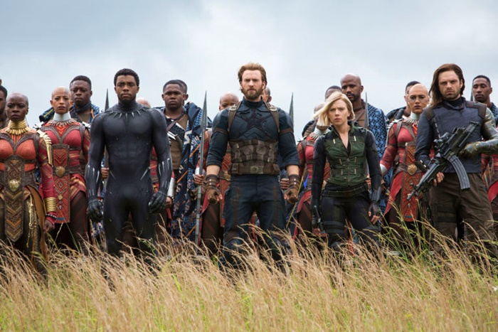 Marvel Studios: Avengers: Infinity War 10-Year Legacy