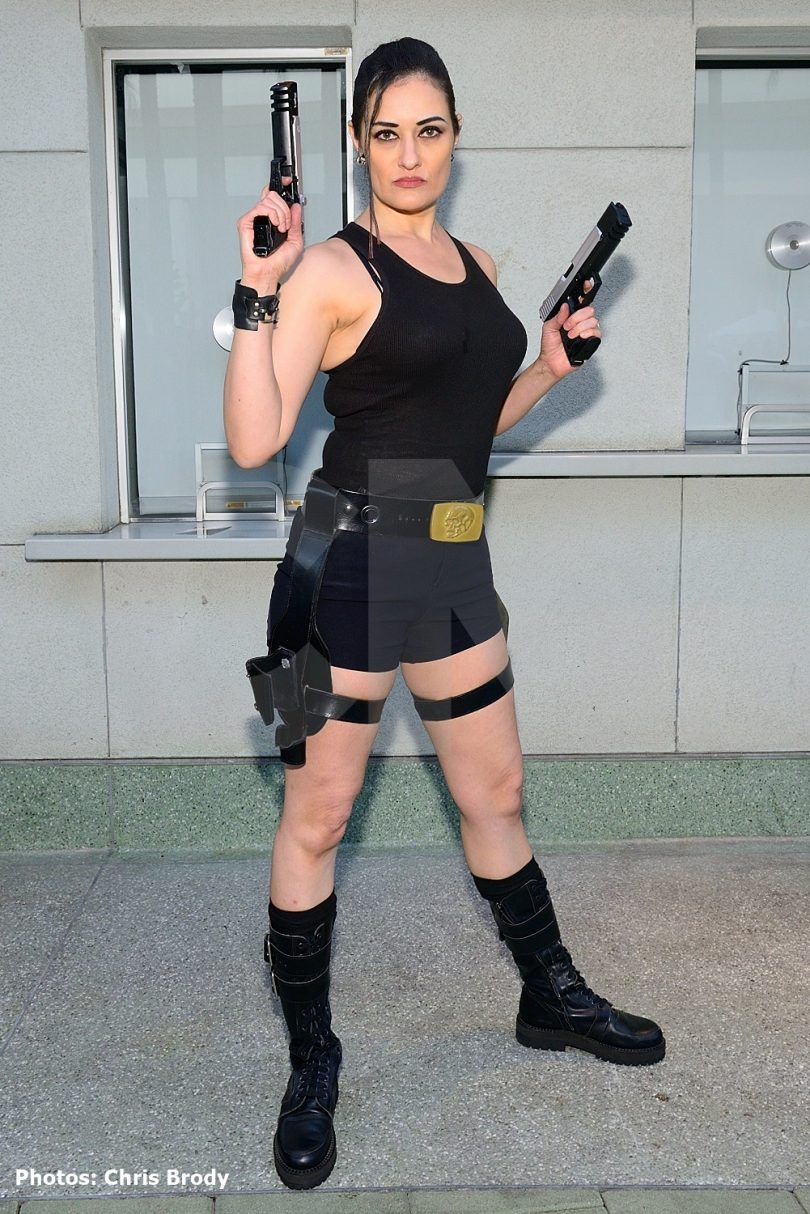 WonderCon Anaheim: It's ALL About The Cosplayers