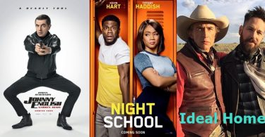 TRAILERS: Johnny English Strikes Again, Night School, Ideal Home