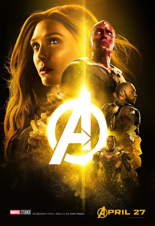 Avengers Infinity War Infinity Stone Posters Electrify