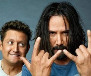 BITES: Bill & Ted Gets Title, Terminator 2019 Push Back, Dave Bautista Action-Comedy