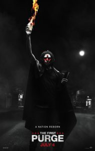 The First Purge Wreaks Havoc and Blood Shed on Americans