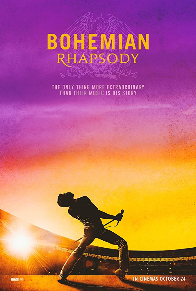 Queen Biopic Bohemian Rhapsody First Look Trailer