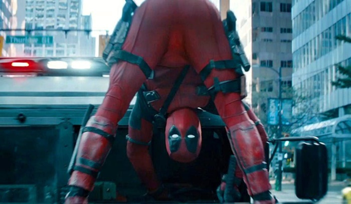Ryan Reynolds Road To Deadpool