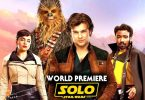 Watch the Solo: A Star Wars Story World Premiere LIVE Today