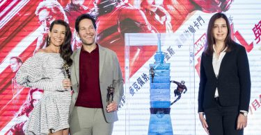 Ant-Man and The Wasp Taiwan Press Conference Photo Call