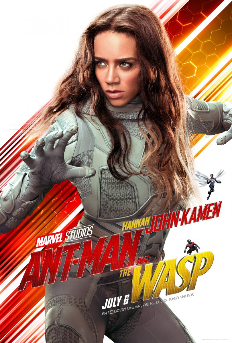 New Ant-Man & The Wasp Solo Posters Ready For The Fight
