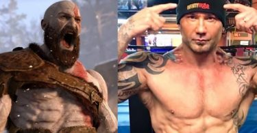Dave Bautista EYED for R-Rated God of War