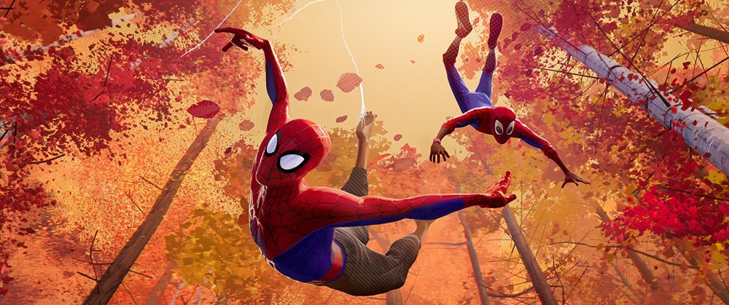 Spider-Man: Into the Spider-Verse Trailer is Visually Stunning