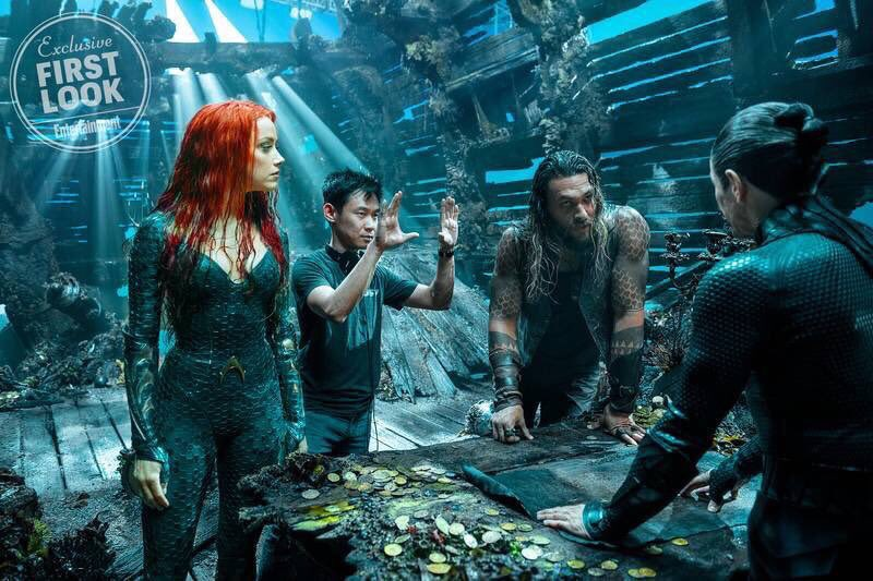 Aquaman trailer Coming First Look Photos Revealed