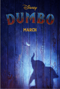 Disney and Tim Burton Presents Dumbo Live-action Trailer First Look