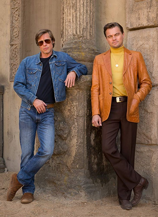 Tarantino Once Upon a Time in Hollywood Set Video Goes Back to Hollywood 1969