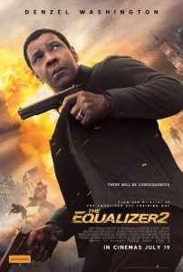 THE EQUALIZER 2 Screening GIVEAWAY: ATL, CHI, DC, LA, NY