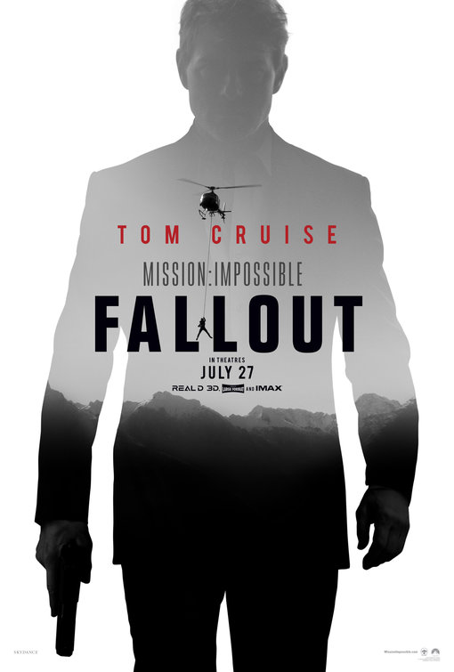 MISSION IMPOSSIBLE FALLOUT Screening GIVEAWAY: ATL, CHI, DC, LA, NY