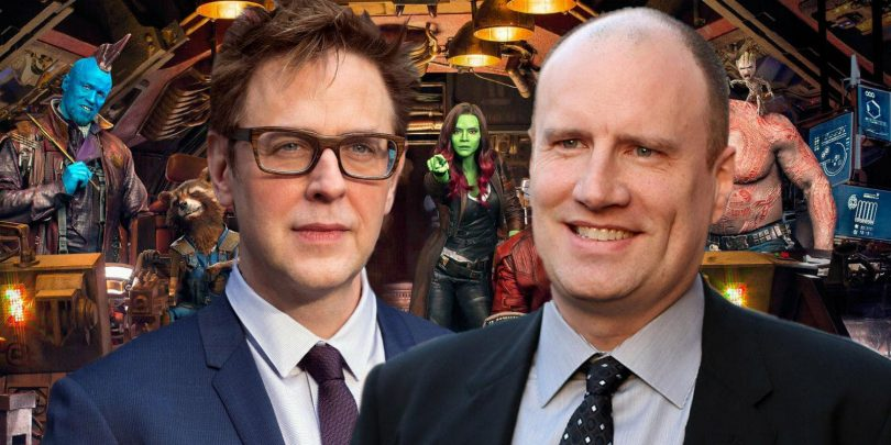 Marvel's Kevin Feige Backs Disney FIRING James Gunn