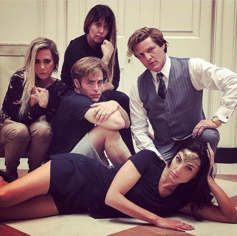Wonder Woman 1984 Goes FULL Breakfast Club