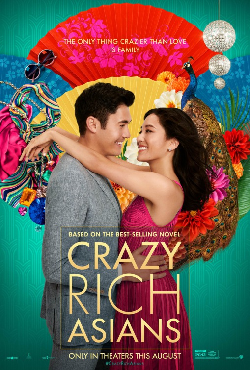 Crazy Rich Asians Ranks Best Comedy of Summer
