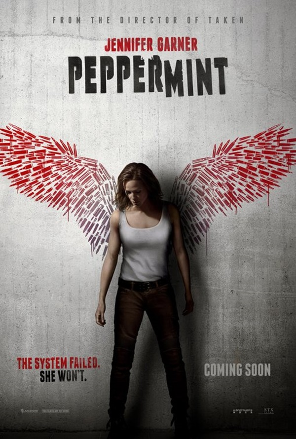 PEPPERMINT Screening GIVEAWAY: Chicago + Miami