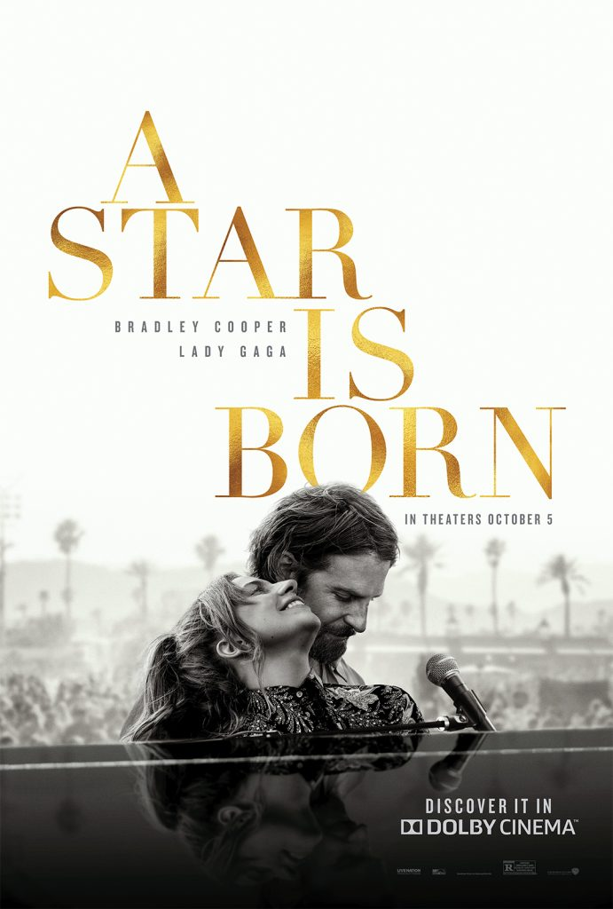 A STAR IS BORN AMC Exclusive Artwork First Look