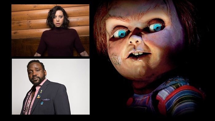 Aubrey Plaza + Brian Tyree Henry Tapped for Child's Play Remake