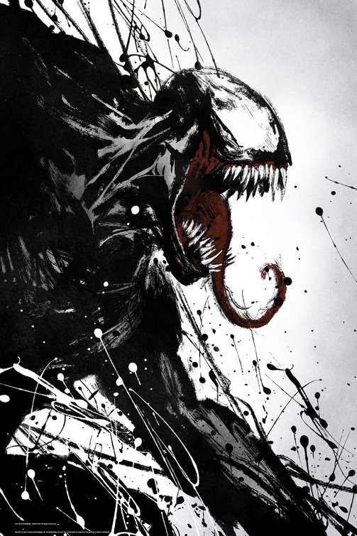 Venom Gets Scary New Character Poster