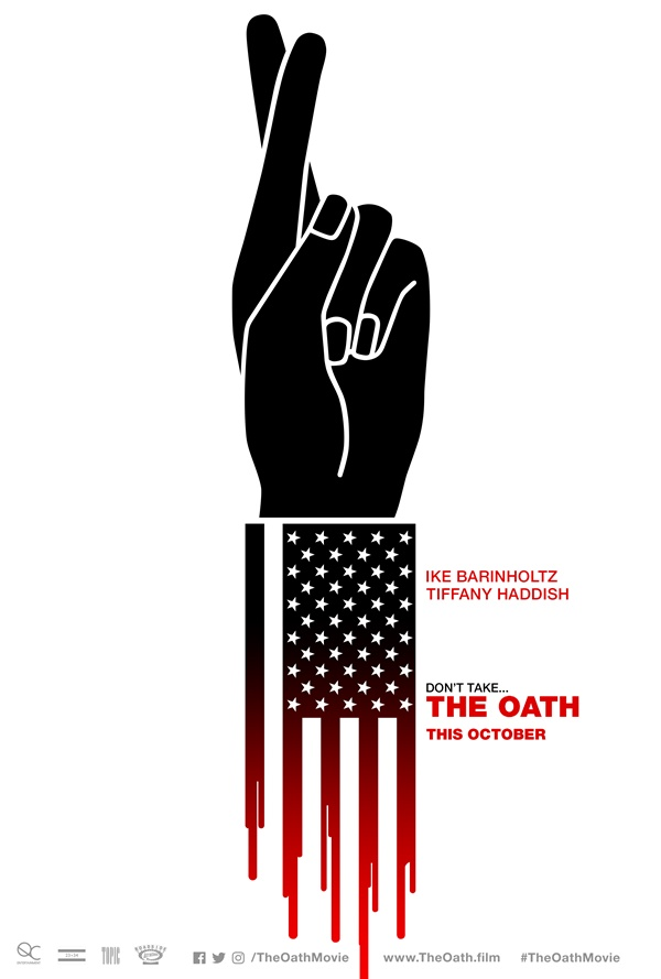 Roadside Attractions The Oath Trailer Gets Riotous