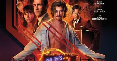 BAD TIMES AT THE EL ROYALE Screening GIVEAWAY