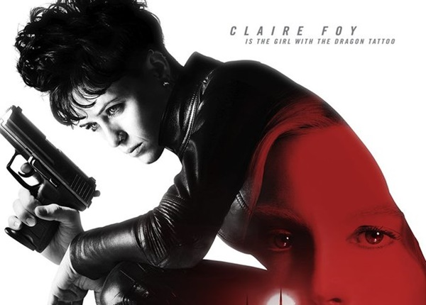 GIRL IN THE SPIDER'S WEB Screening GIVEAWAY: Multiple Cities
