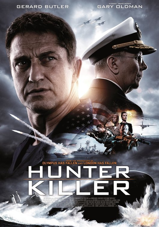 HUNTER KILLER Screening GIVEAWAY