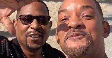 Will Smith Celebrates Martin Lawrence Joined Bad Boys 3