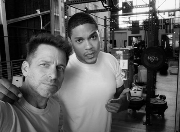 Ray Fisher Wants Zack Snyder to Direct Cyborg Movie