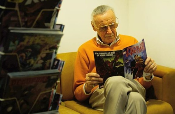 Stan Lee An Icon We Will NEVER Forget
